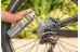 WD-40 kettingreiniger fietsreiniger 500ml grijs